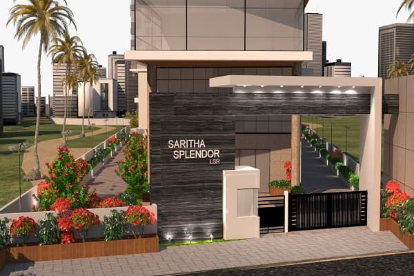 Saritha Apartment in Whitefield